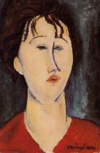Modigliani, Testa di donna [8].jpg