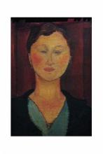 Modigliani, Testa di donna con orecchini.jpg