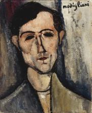 Modigliani, Un uomo.jpg