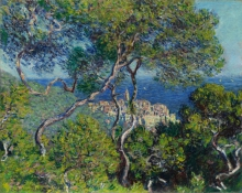 Monet, Bordighera