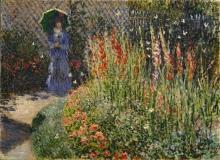 Monet, Gladioli.jpg
