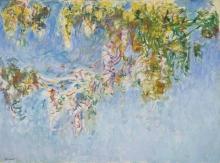 Monet, Glicine   Glycine   Wisteria   Blauweregen