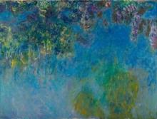 Monet, Glicine | Glycine | Wisteria | Blauweregen