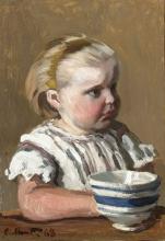 Monet, Il bambino con la tazza.jpg