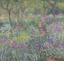 Monet, Il giardino dell'artista a Giverny.jpg