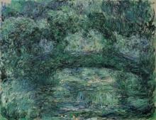 Monet, Il ponte giapponese | Le pont japonais