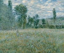 Monet, Il prato | Le pré | The meadow