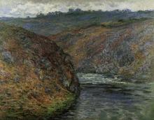 Monet, La Creuse, tempo cupo