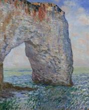 Monet, La Manneporte nei pressi di Etretat.jpg