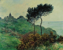 Monet, La chiesa a Varengeville, tempo grigio.jpg