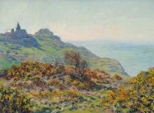 Monet, La chiesa di Varengeville e la Gorge des Moutiers.jpg