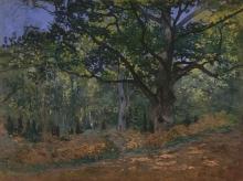 Monet, La quercia di Bodmer, foresta di Fontainebleau.jpg