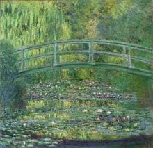 Monet, Lo stagno delle ninfee | Le bassin aux nymphéas | Water lily pond | Der Seerosenteich