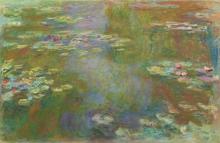 Monet, Lo stagno delle ninfee | Le bassin aux nymphéas | The water lily pond | Der Seerosenteich