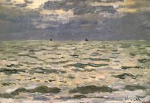 Claude Monet, Marina, Le Havre | Marine, Le Havre