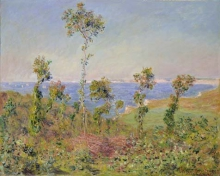 Monet, Paesaggio, Varengeville | Paysage, Varengeville | Landscape, Varengeville