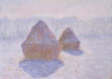 Monet, Pagliai (effetto di neve e sole).jpg