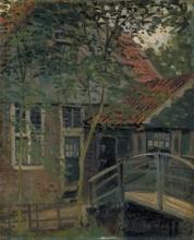 Monet, Passerella a Zaandam [1871].jpg
