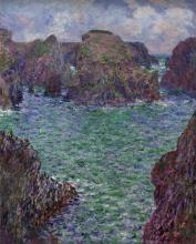 Monet, Port-Goulphar, Belle-Île