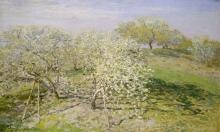 Monet, Primavera (Alberi da frutto in fiore).jpg