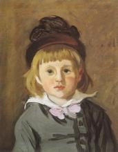 Monet, Ritratto di Jean Monet | Portrait de Jean Monet | Portrait of Jean Monet
