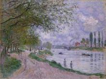 Monet, l'isola della Grande Jatte | L'île de La Grande Jatte | The isle of La Grande Jatte