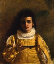 Domenico Morelli, Il paggio