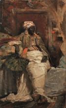 Domenico Morelli, Nell'harem