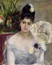 Morisot, Al ballo.jpg