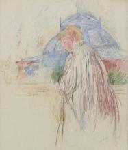 Morisot, Al palazzo d'esposizione.jpg
