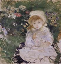 Morisot, Bambina con la bambola [1883].png