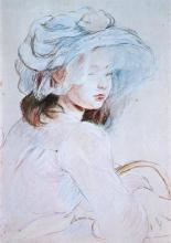 Morisot, Bambina con un cestino.png