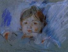 Morisot, Bambino a letto.jpg