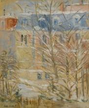 Morisot, Case sotto la neve.jpg