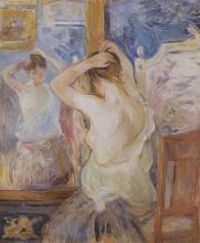 Morisot, Davanti alla psiche.jpg