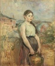 Morisot, Donna con la brocca.jpg