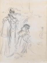 Morisot, Donna e bambina al Bois.jpg