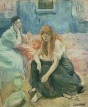 Morisot, Due ragazze [1894 circa].jpg