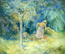 Morisot, Fienagione a Mezy.jpg