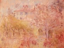Morisot, Giardino di Cimiez in primavera.jpg