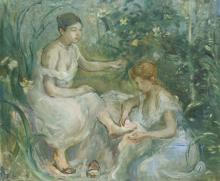 Morisot, Il bagno.png