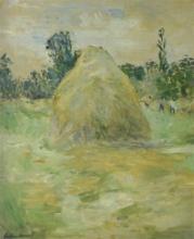 Morisot, Il pagliaio di fieno.jpg