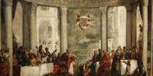 Morisot, Il pasto nella casa di Simone il Fariseo.jpg