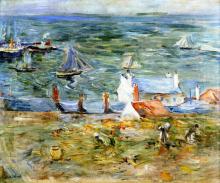Morisot, Il porto di Gorey.png