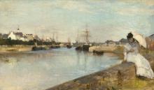 Morisot, Il porto di Lorient.jpg