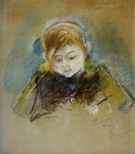 Morisot, Julie che scrive.jpg