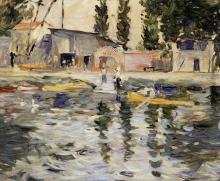 Morisot, La Senna a Bougival.jpg