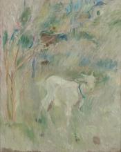 Morisot, La capra Colette.jpg