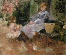 Morisot, La favola [1883].jpg