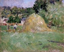 Morisot, La fienagione a Bougival.jpg